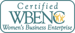 Women's Business Enterprise Certified (WBENC)